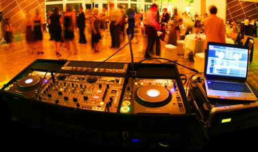 San Diego Wedding Dj Premium Setup